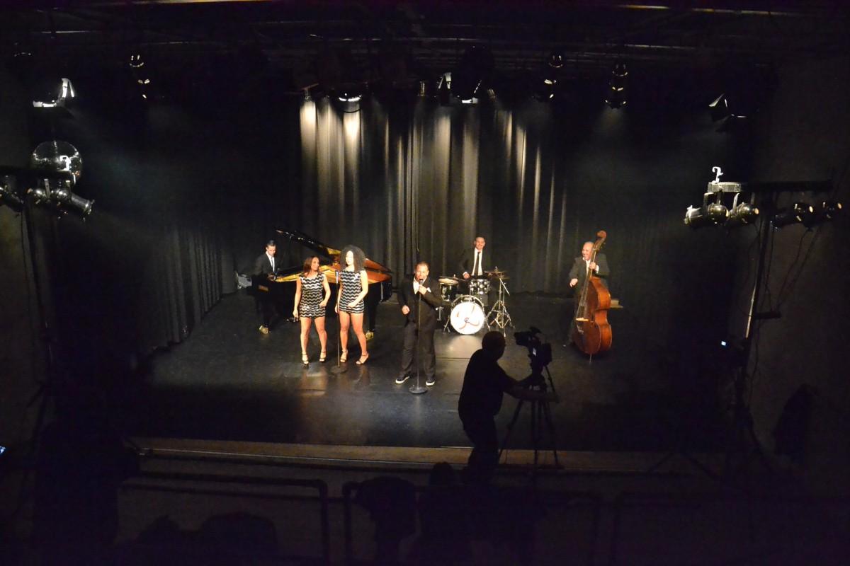 Impressie privé evenementen theaterzaal voorstelling
